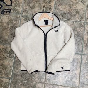 North Face Dunraven Sherpa Fleece